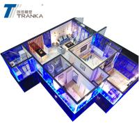 China Architecture Scale Interior Model for Construction Company , Diorama Model on sale