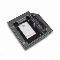 China 2.5-inch Hard Drive Enclosure, SATA Second OBHD Enclosure/Caddy for HP/Dell/Acer/BenQ/Asus/Lenovo on sale