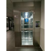 ISO8 Class Clean Room Air Shower Tunnel With H13 HEPA Filter Single Swing Door Manufactures