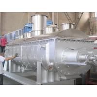 Hollow Blade Vacuum Drying Machine For Chemical Industry SS304 SS316 CS Manufactures