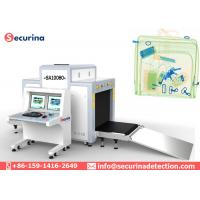 Big Tunnel 100*80cm X Ray Cargo Scanner, X Ray Luggage Screening Equipment SA10080 Manufactures