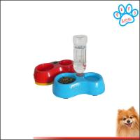 Free Shipping dogs drinking water Dispenser Feeder Utensils Bowl Manufactures