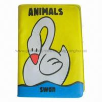 PVC baby bath book with attractive colors, floats in water, helps in learning how to read words Manufactures
