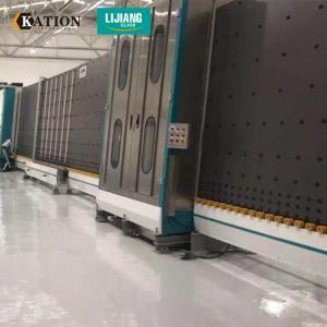 Buy cheap Custom Automatic Insulating Glass Production Line , Insulating Glass Production from wholesalers