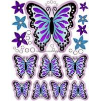 Colorful Body Tattoo Sticker (HTST018) Manufactures