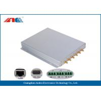 Six Channels Fixed RFID Reader Support Multiple Antenna Ports 50pcs Per Second Manufactures
