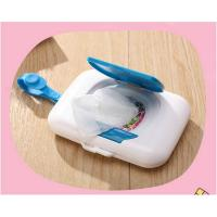 Travel Stroller Kid Baby Wipe Case Box Baby Wipes Dispenser Portable water tissue case Manufactures
