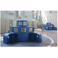 Hydro Power Project Kaplan Hydro Turbine , Stainless Steel Runner Blades Manufactures