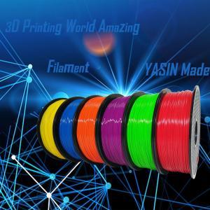 YASIN 2.85MM 3D ABS / PLA 3D Printer Filament 1.75mm/2.85mm/3.0/mm Manufactures