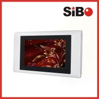 """SIBO On Wall Meeting Room Booking Screen 7"""" tablet pc With Aluminum case"""