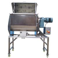 Single Paddle High Speed Mixer Machine / Powder Blending Machine High Efficiency Manufactures
