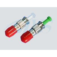 China Single Mode / Multimode ST Fiber Optic Attenuator With Red And Green Handle on sale