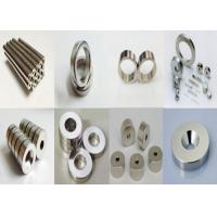 N45 grade  Sintered neodymium magnets with high performance used for motor generator Manufactures