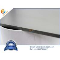 China Creep Resistance Molybdenum Products Molybdenum Lanthanum Plate For Vacuum Furnace on sale