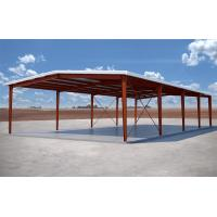 Quality Prefab Steel Framing Shed for sale