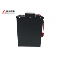 China 72V 40Ah Lawn Mower High Rate Lithium Deep Cycle Battery Pack on sale