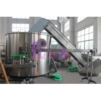 High Speed Bottle Sorting Machine For Carbonated Soft Drink Processing Line Manufactures