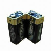 Alkaline Batteries with Varuious Packaging Required and 9V Voltage Manufactures