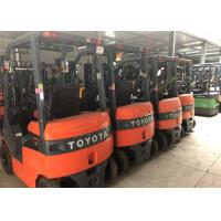Various imported used warehouse forklift trucks TOYOTA Mitsubishi Linde for sale
