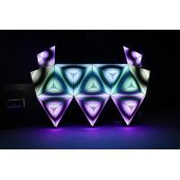Quality Fashion DJ Desk 3D Indoor Fixed LED Display Creative Pitch 6.15mm for sale