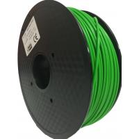 Multi Color 2.2 Lbs 1 Kg PLA 3D Printer Filament 1.75mm 2.85mm Green Yellow Manufactures