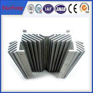 6061 t6 Aluminum heat sink Application Aluminium profile, custom made aluminum parts Manufactures