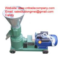 China Supply High Quality Homeuse Wood Pellet Making Machine on sale