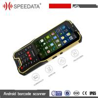 Android 4G Handheld Smart Card Reader / 2D Portable Data Collection Terminal Manufactures