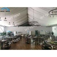 China Reliable Party Tent Replacement Parts Roof Lining And Side Curtains on sale