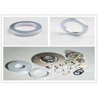 Various kinds of size ring permanent neodymium magnet coated in Ni for Motors and speakers Manufactures