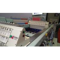 China Neat Stitches Multi Head Embroidery Machine , 24 Multi Needle Quilting Machine on sale