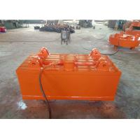 Steel Ingot Billet Lifting Magnets Double T Beam Copper Conductor Coil For Cranes Manufactures