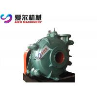 8/6E AH Heavy Duty Slurry Pump For Mining , Warman Slurry Pump Manufactures
