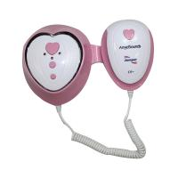 China Ultrasonic Pocket Fetal Doppler Angelsounds Fetal Doppler JPD-100S3 withour diaplay FHR New LCD Display for home&hostipa on sale