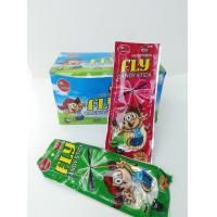 Candy Stick With Fly Leaf and Sticker Combine Eating and Fun Kid's Love Manufactures