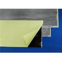 Butyl Rubber Car Sound Deadening Material Heat Insulation Shock - Proof Manufactures
