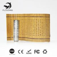 China Moonlight Silver Stainless Steel E Cig Rebuildable Free Shipping 23MM Diameter on sale