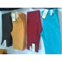 overstock slim fitting pants