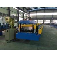 30 Stations Gi Sheet Metal Roll Forming Machines With 10T Hydraulic Decoiler