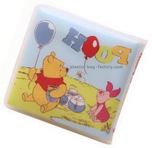 China BPA Free Waterproof Baby Bath Books Custom Designed Floating Lovely Book on sale