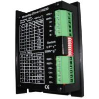 24V - 36V DC 2 Phase Simple Mirco - Step Stepper Motor Drivers CW230 Manufactures