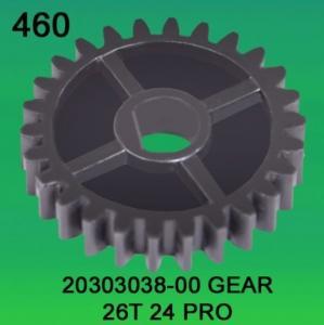 Noritsu LP24 pro minilab Gear 20303038 / 20303038-00 / H153063-00 / H153063 Manufactures