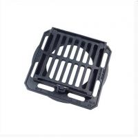 Anti-theft Hinged Gully Grid Cover 280mm for Inspection Chamber - B125 Load Class Manufactures