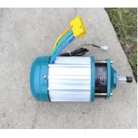 China Yufeng brand electric Motors 1500W / Electric Car Motor Parts For Vehicles wholesale