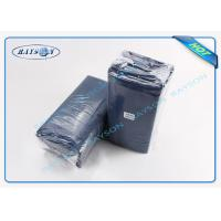 Spunbond PP Disposable Bed Sheet / medical bed cover for hospital and beauty salon use Manufactures