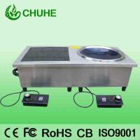 China 2015 home appliances double induction cooktop on sale