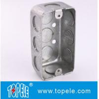 TOPELE 58351 / 58361 / 58371 Galvanized Steel Box Rectangular Handy Box Utility Box Manufactures