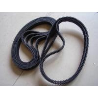 China industry PU rubber timing belt on sale