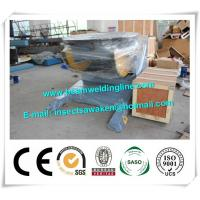 Pipe Flange Small Manual Welding Positioners Adjustable 0-90 Degree Manufactures