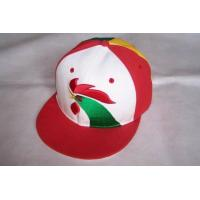 Custom Make Flat Brim Fitted Hat Manufactures